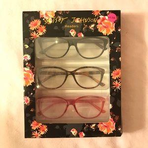 Betsy Johnson Fashion Glasses